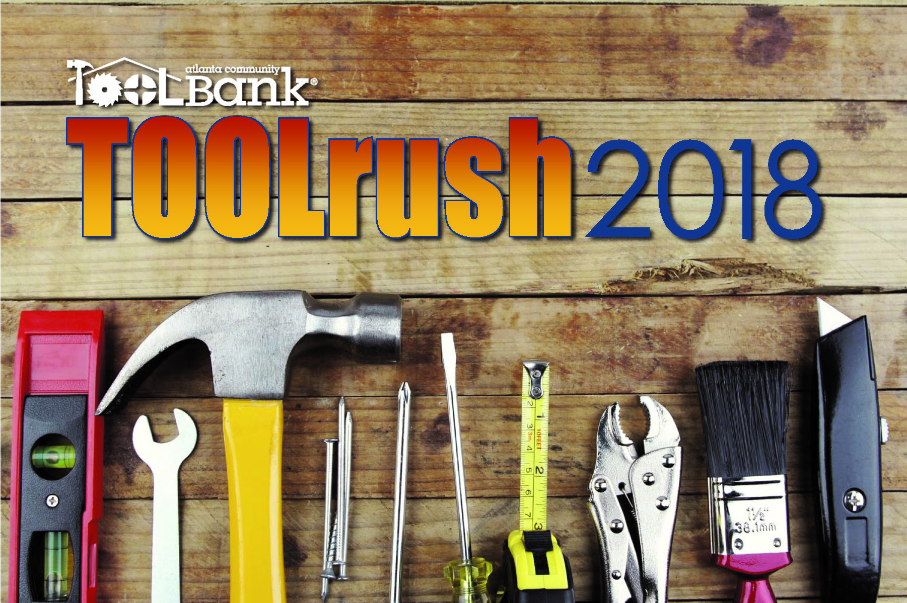 Toolbank Tool Rush, Volunteer Opportunity @ Houston Community Toolbank | Houston | Texas | United States